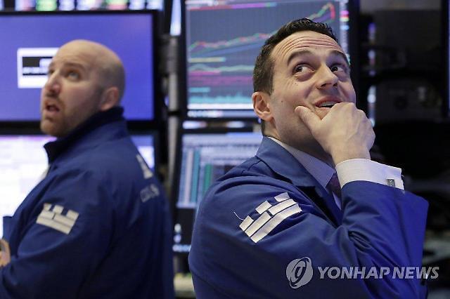 """""""企业业绩+经济指标利好"""" 纽约道琼斯指数上涨0.84%"""