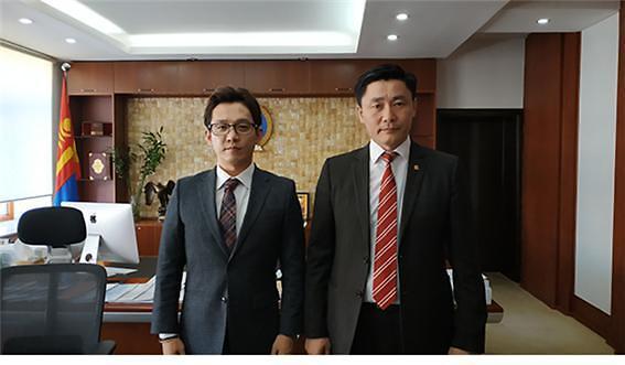 IT스타트업 '시스기어', 몽골정부와 'e스포츠 육성' MOU