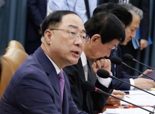"""홍남기 부총리 """"韓·中경제 상호연계성 커지고 있다"""""""
