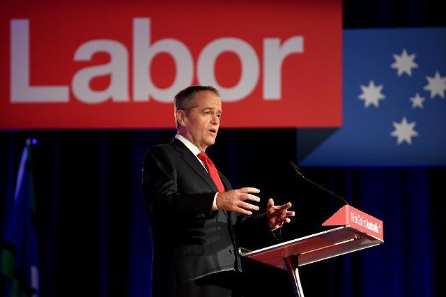 [호주 총선] 빌 쇼튼 노동당 대표 패배 인정