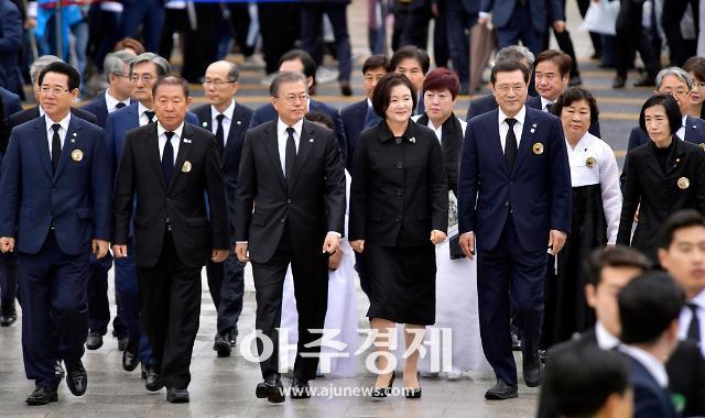 문재인 대통령 광주-대구 달빛동맹소개