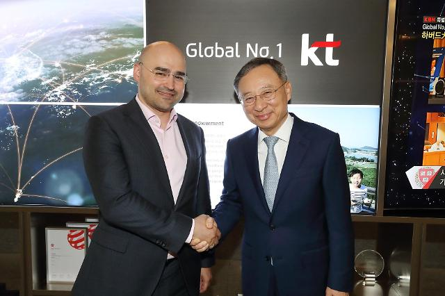 러시아 1위 통신기업 MTS가 KT를 방문한 이유는?