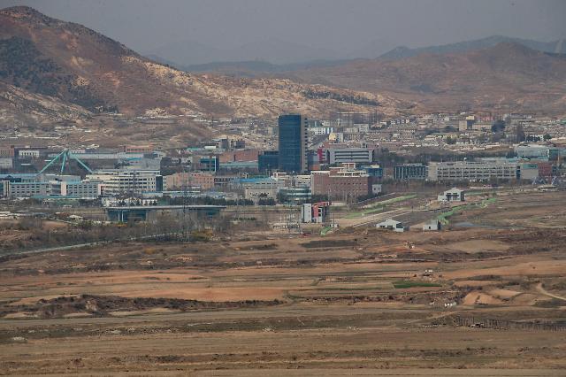 韩政府批准企业家访朝 再推对朝支援项目