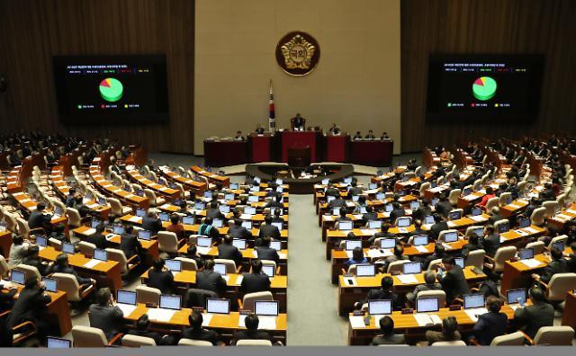 韩国将继续推行扩张性财政 明年预算规模或超500万亿韩元