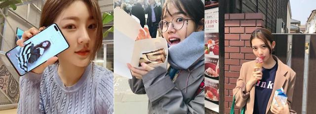 [슬라이드 #SNS★]2019년 성년의날 맞은 김새론·김향기·정다빈…숙녀미 물씬