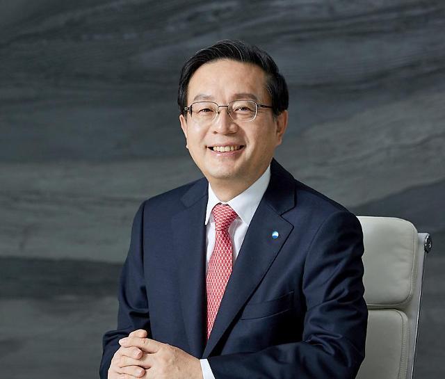 손태승 우리금융그룹 회장, 지주 체제 출범후 첫 해외IR