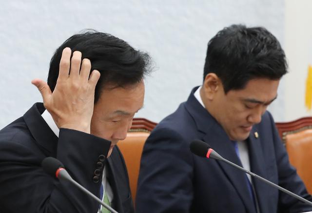 바른미래, 정책위·사무총장 임명 놓고 정면충돌