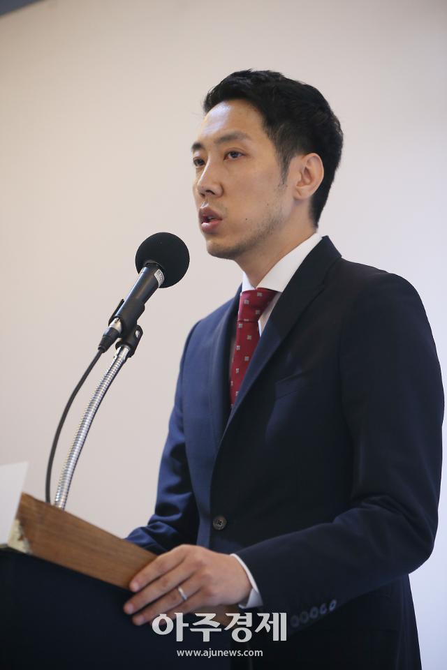 [포토] 박준성 대표, 임블리 화장품 제조일자 조작 의혹 거짓 제보로 판명