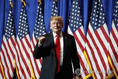 """트럼프 """"내 임기 중 중국의 추월 없을 것""""..중국제조2025 경계"""