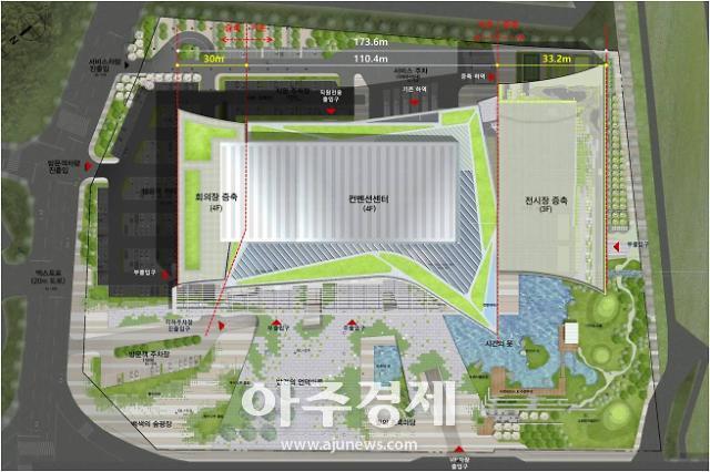 경주화백컨벤션센터(HICO), 복합용도 개발 탄력