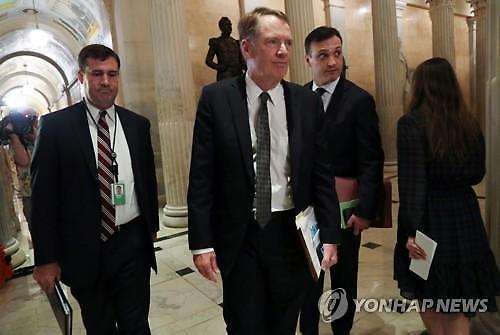 미·일, 24일 일본에서 고위급 무역협상 재개