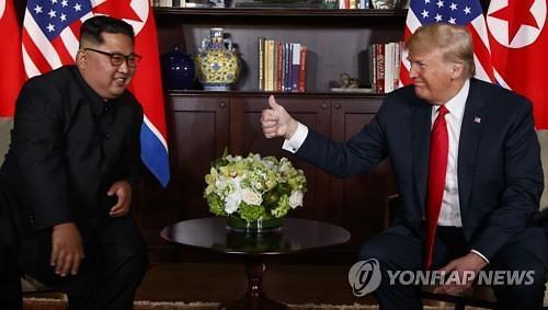 """트럼프 """"北 핵시설 2곳만 폐기하려해"""""""
