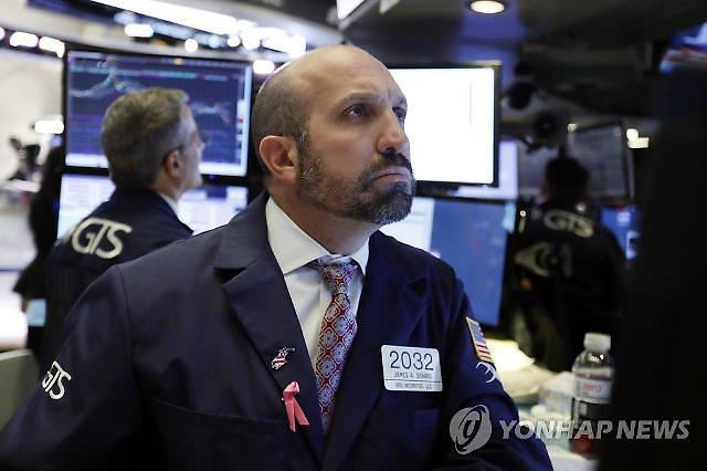 [全球股市]华为制裁余波..纽约股市下跌道琼斯指数下降0.33%