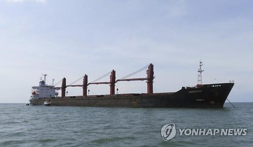 김성 北유엔대사, 오늘밤 이례적 기자회견…화물선 압류 입장 발표