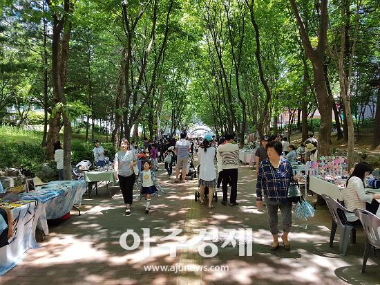 군포문화재단 2019 2차 군포아트마켓 개최