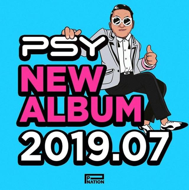 Rapper Psy to comeback in July with ninth full album