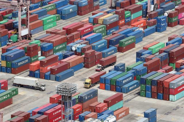 韩5月前20天出口同比减11.7%