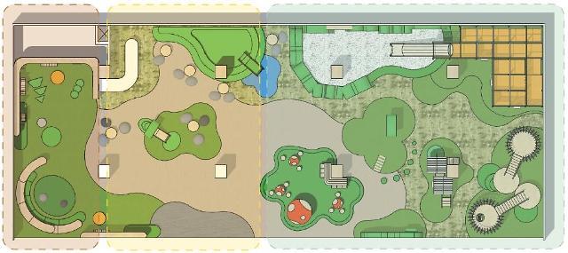현대건설, 미세먼지 걱정 없는 실내 놀이터 H 아이숲 선보인다