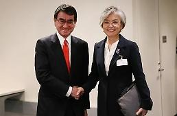 .韩日外长将举行会谈讨论韩籍二战劳工索赔判决.