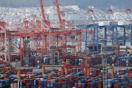 .OECD预测今年韩国经济增长率2.6%→2.4%.