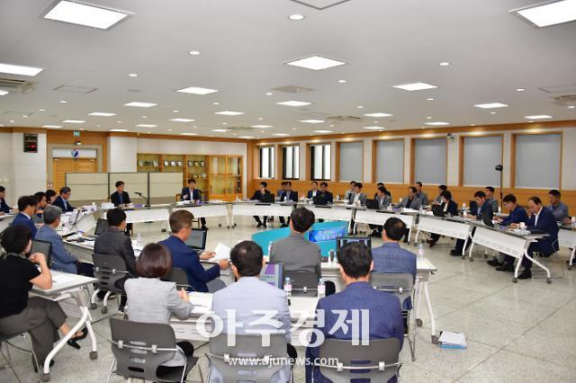 영덕군, 민선 7기 공약... 2019년 주요업무 추진상황 보고회 개최
