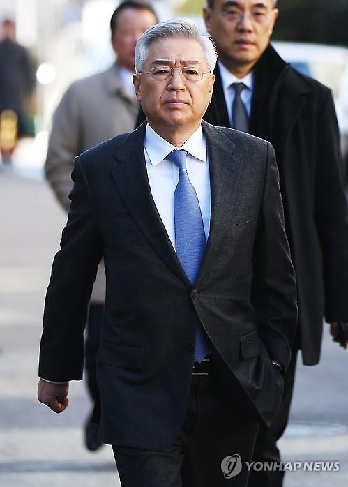 '교비 3억원 횡령 혐의' 이인수 전 수원대 총장 불구속기소