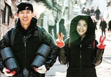 [슬라이드 #SNS★] 션♥정혜영 화보 같은 일상