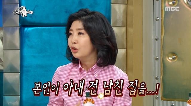 """여에스더 """"남편 홍혜걸, 내 전남친 집 찾아갔다"""""""