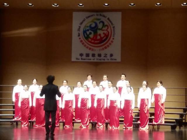 인천 중구여성합창단, 중국에서 아리랑을 노래하다