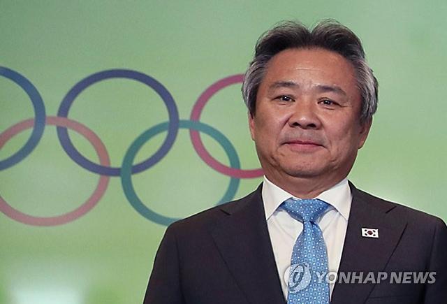 이기흥 대한체육회장, IOC 위원 예약…유승민 이어 '한국인 2명'