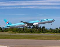 大韓航空、200台目のボーイング航空機「B777-300ER」導入