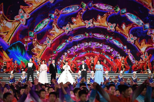 外媒评价亚洲文化对话大会:如奥运会般的大型外交活动