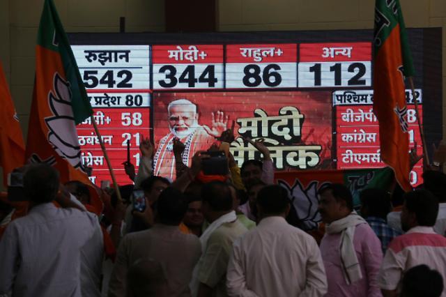 모디의 승리는 인도 민족주의의 승리