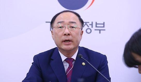 """副总理洪南基""""没有推进降低货币面值的计划"""""""