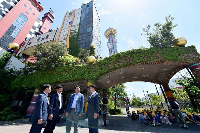 박남춘인천시장, 일본 선진 환경기초시설 시찰