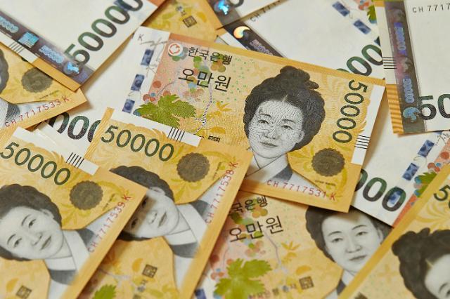 韩去年进出口贸易结算货币中韩元比重降低