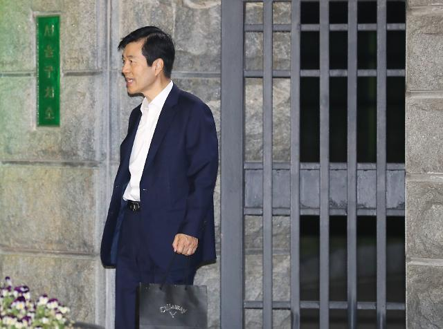 """'증거인멸 지시' 삼바 김태한 대표 구속영장 기각…""""다툴 여지 있다"""""""