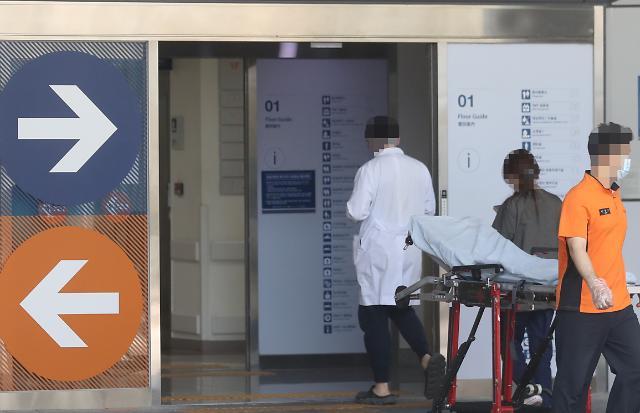 [포토] 구하라가 입원한 병원