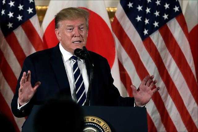 特朗普:坚信金正恩会履行无核化承诺