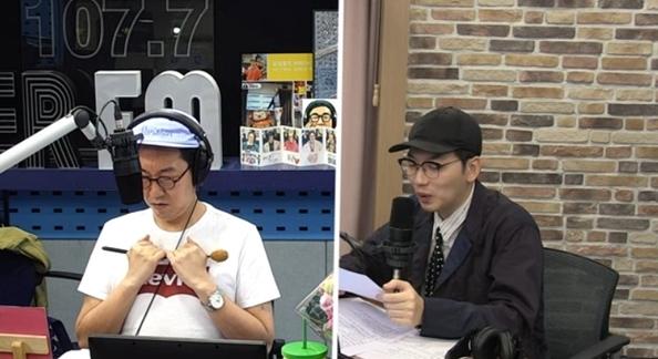 """김영철의 파워fm 이동휘 """"박형수와 15년 지기"""""""