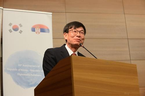 """김상조 """"올해는 공공분야에서 공정경제 확산할 것"""""""