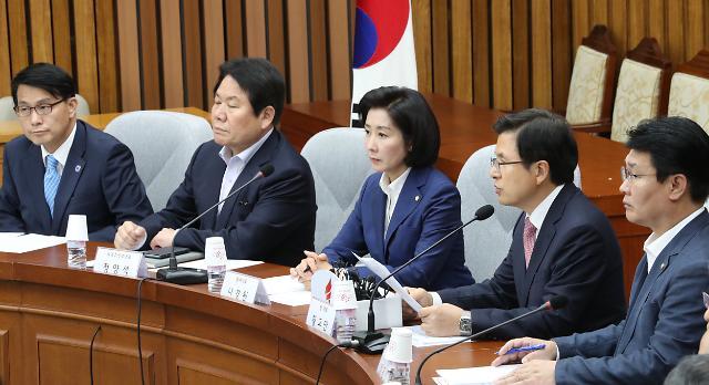 한국당, 민생투쟁 후속 조치 착수…170여개 건의사항 정책화