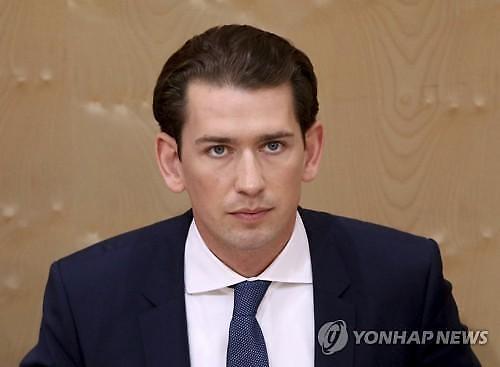 오스트리아 의회, 쿠르츠 총리 불신임안 가결