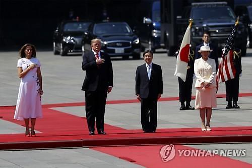特朗普:朝鲜是聪明之人 将引领朝鲜迈向无核化