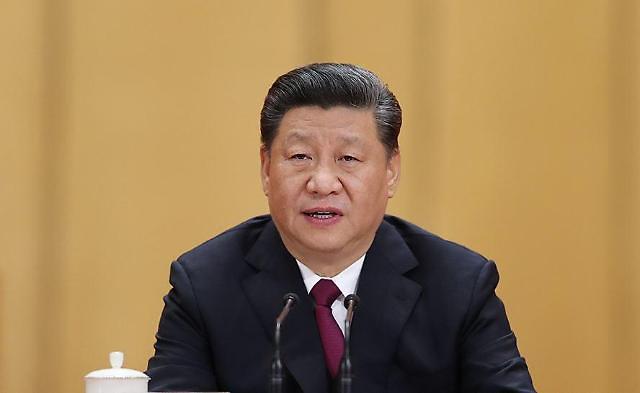 시진핑 또 개방 타령…서비스박람회 축하서신