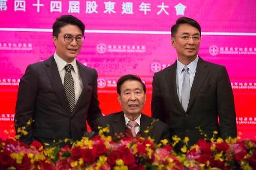 홍콩은 천국 홍콩 2대 부호 리자오지의 은퇴 메시지