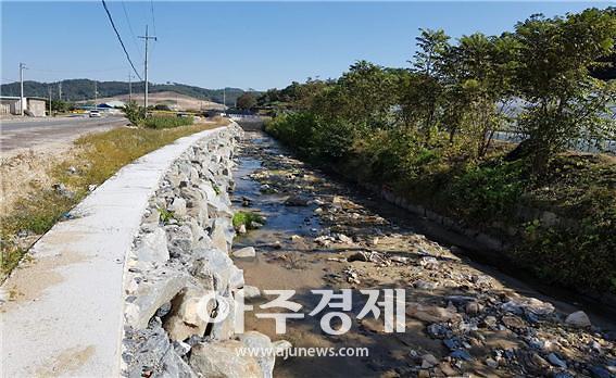 충남도 자연과 조화이룬 소하천 전국에서 통했다