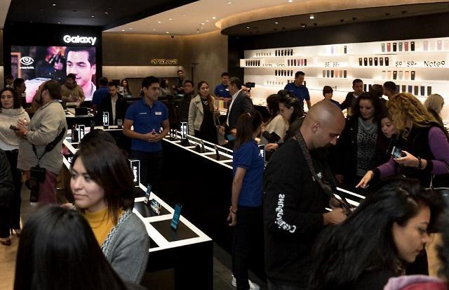 三星电子成为墨西哥国民企业 企业评价进入榜单前十