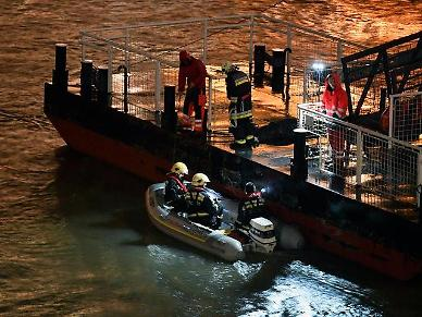 S. Korean government sends emergency team to support rescue operation in Budapest