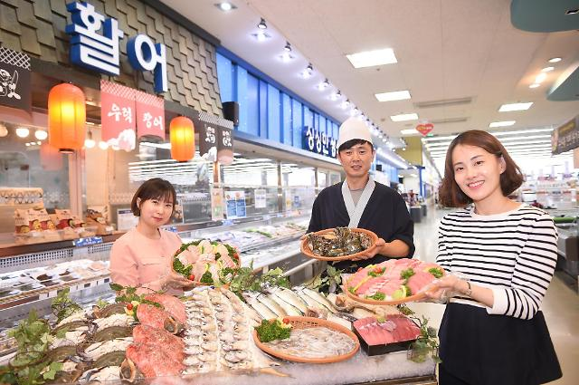 [talk talk 생활경제] 농협유통, 31일 '바다의 날' 맞아 수산물 특가 판매